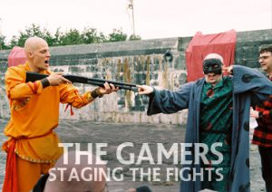The Fights of the Gamers