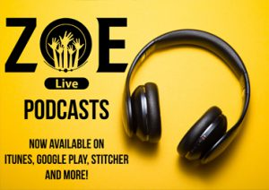 Catch up on ZOE Live through podcasts